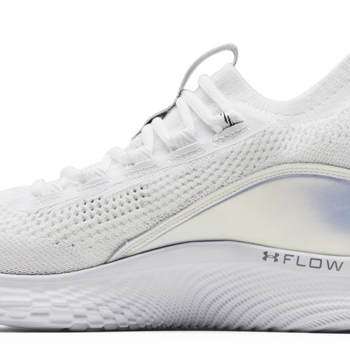 Zapatillas de Basketball Curry 8 Iridium-Wht