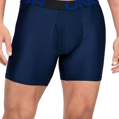 Boxer UA Tech™ 6In 3 Pack-N para Hombre